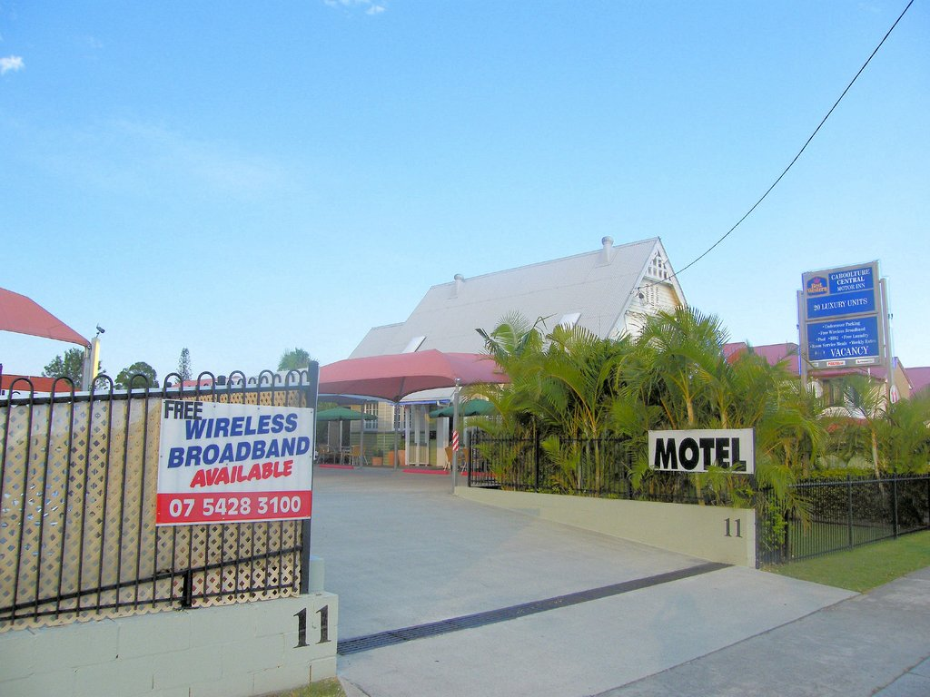 BEST WESTERN Caboolture Central Mo