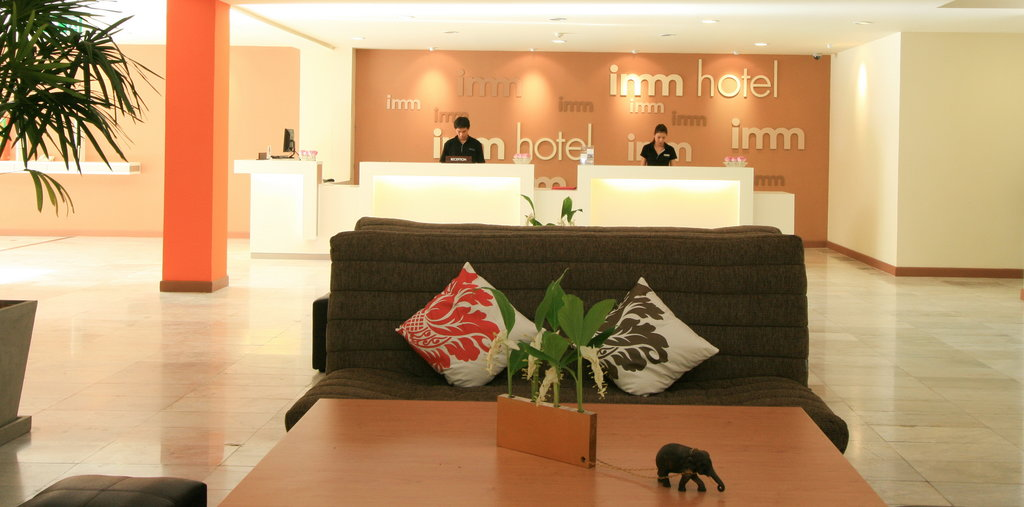 ‪Imm Hotel Thaphae Chiang Mai‬