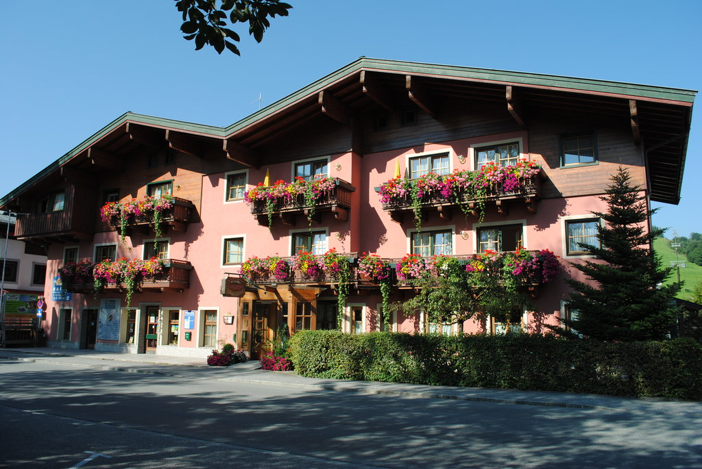 Pension Alpenrose Appartements