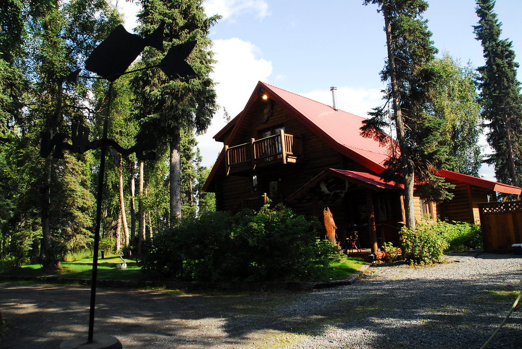 Alaska Hooksettters Lodge