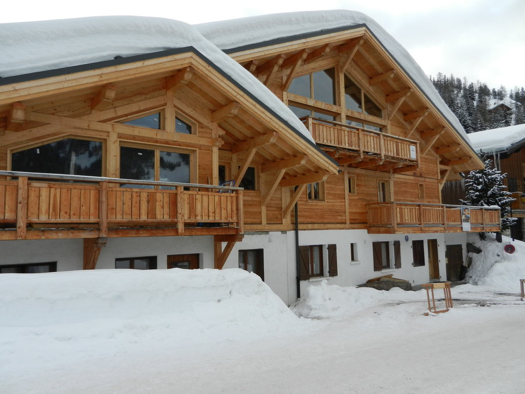 Chalet-Hotel Les Rhododendrons