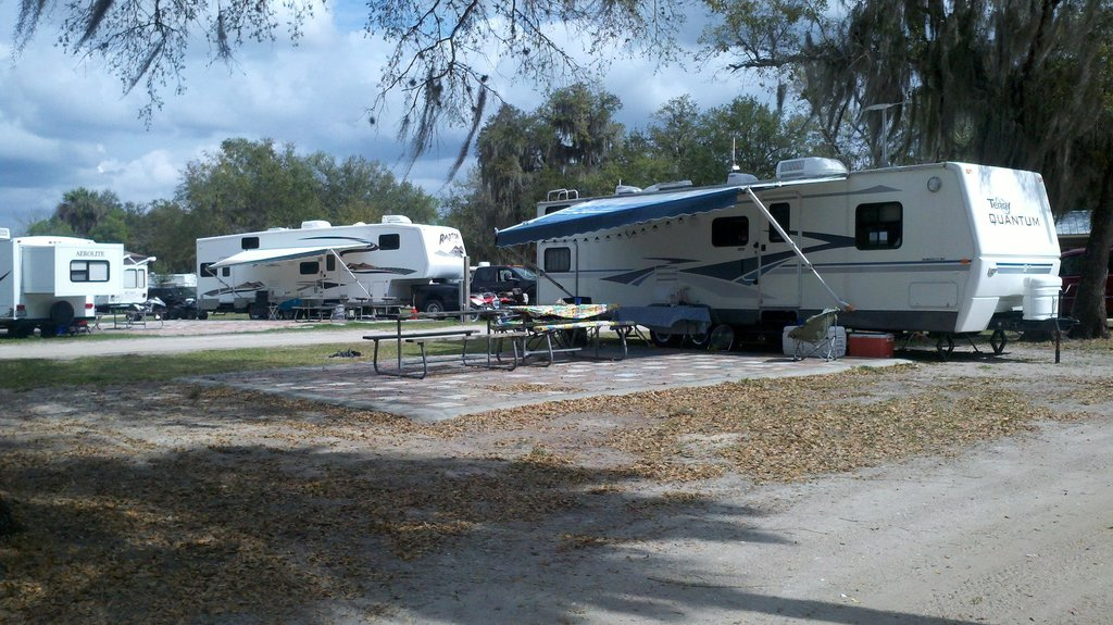 Peace River Campground