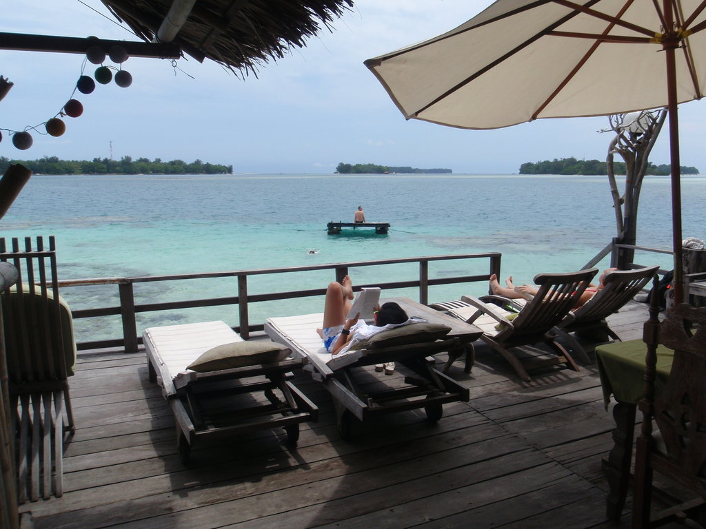 Pulau Macan Tiger Islands Village & Eco Resort