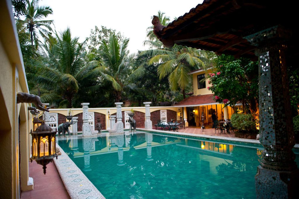 Ishavilas, Goa