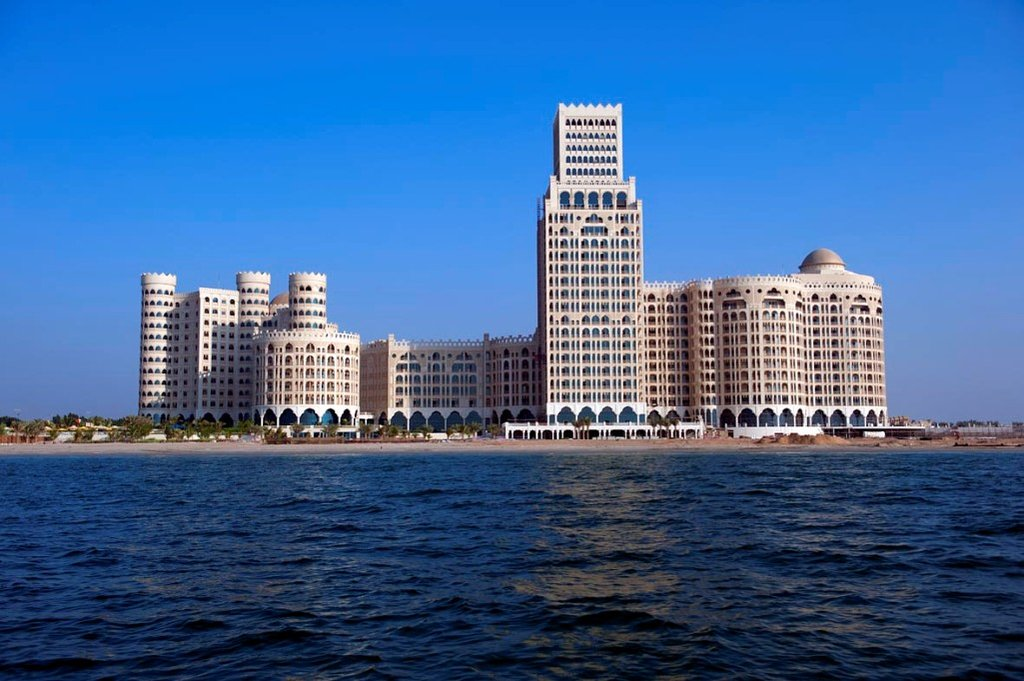 ‪Al Hamra Palace Beach Resort‬