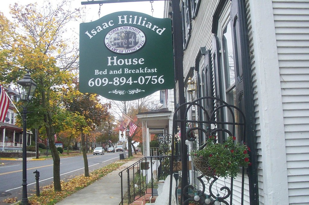 ‪Isaac Hilliard House Bed and Breakfast‬