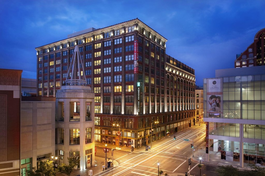 Embassy Suites St. Louis - Downtown