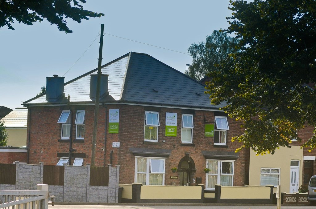 The Hollies Guest House