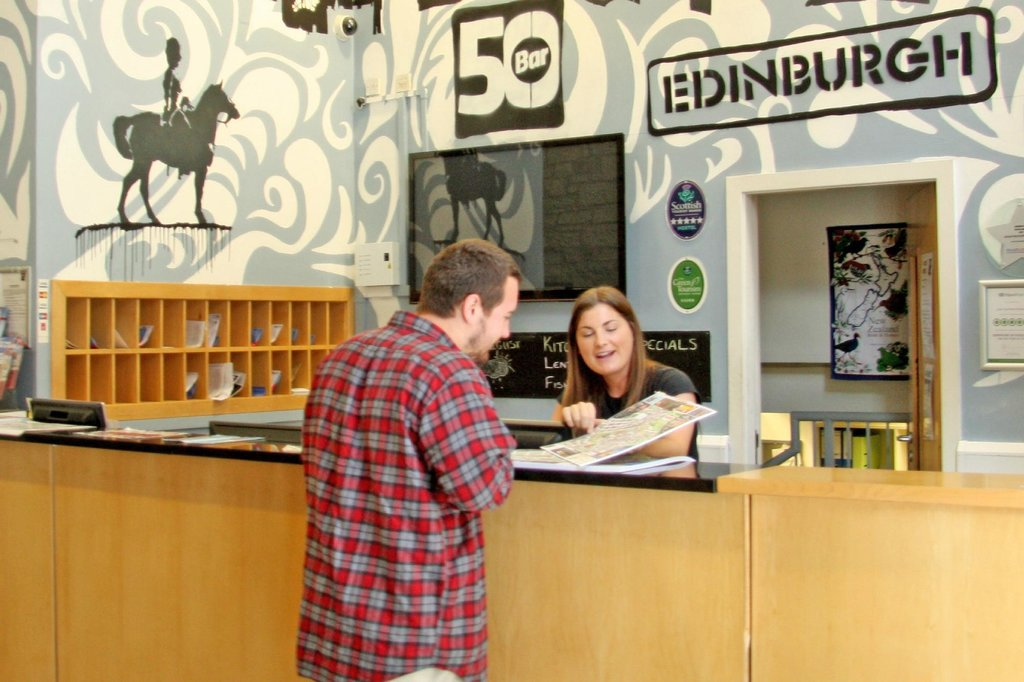Smart City Hostels Edinburgh