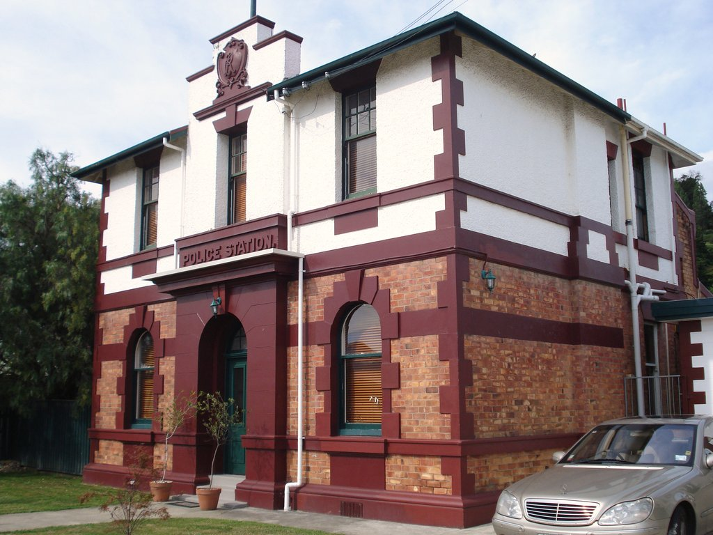 The Old Police Station Bed and Breakfast