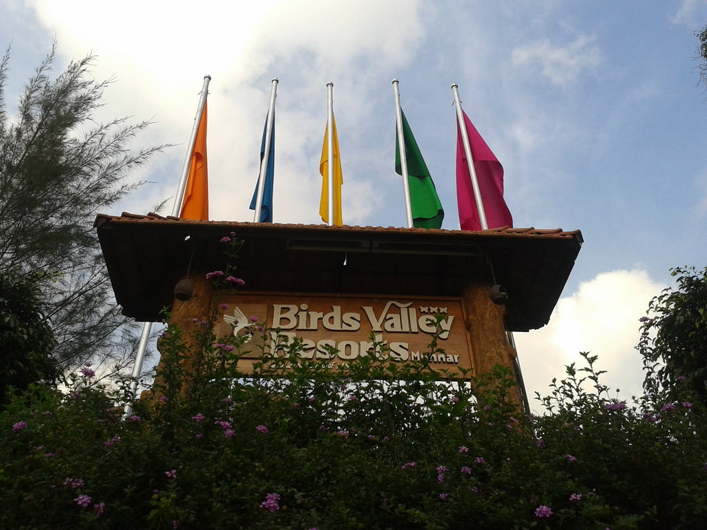 Birds Valley Resorts Munnar