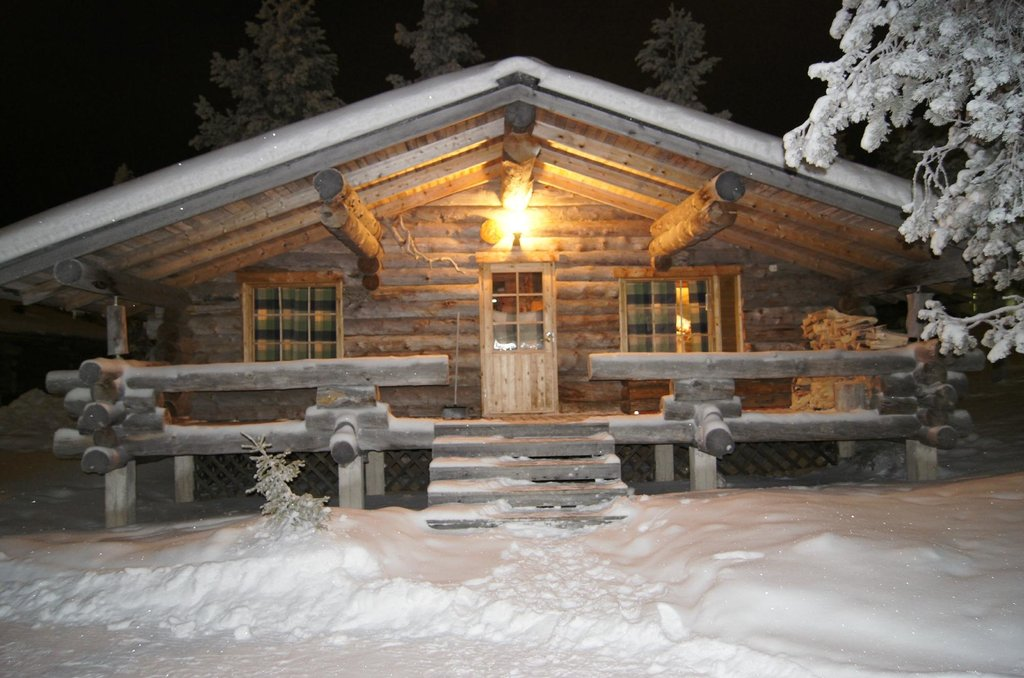 Saariselkä Inn Log Cabins