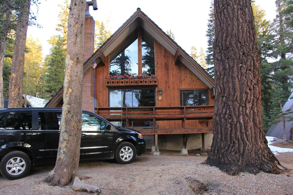 Mammoth Mountain Chalets