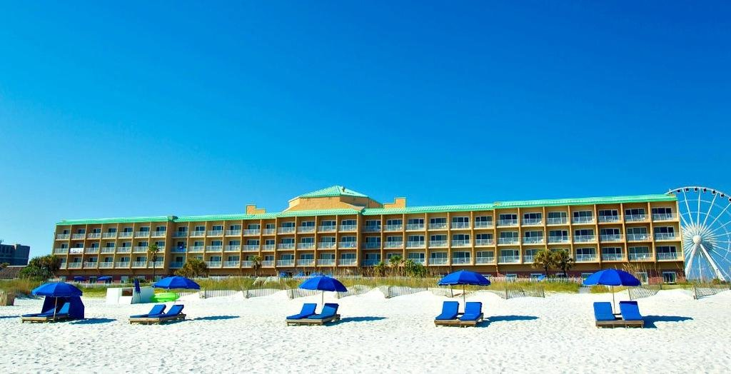 Hampton Inn Pensacola Beach