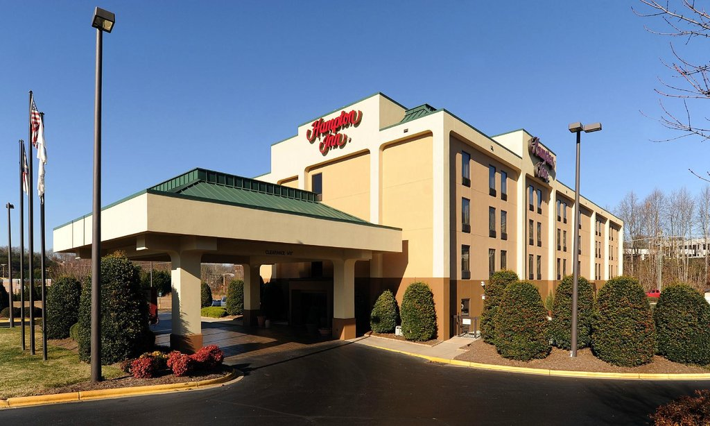 ‪Hampton Inn Morganton‬