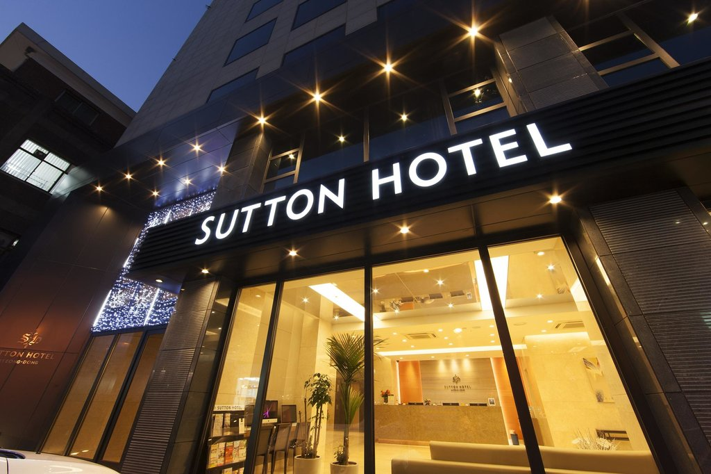 Sutton Hotel Myeongdong