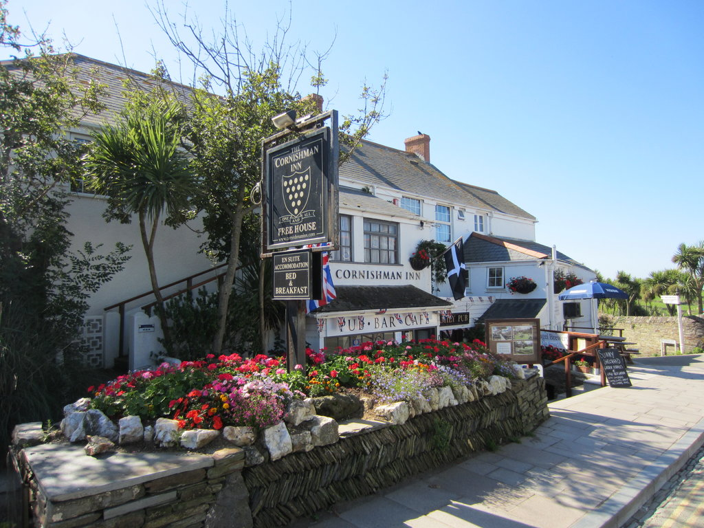‪Cornishman Inn Tintagel‬