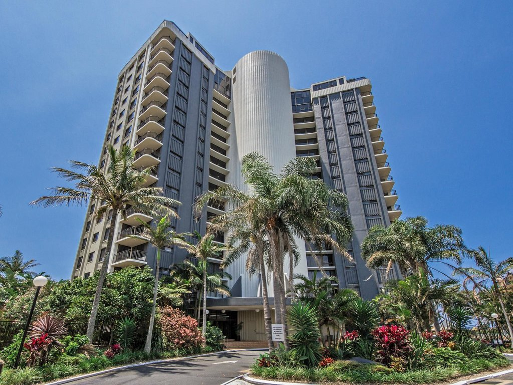 Princess Palm On The Beach Apartments Gold Coast