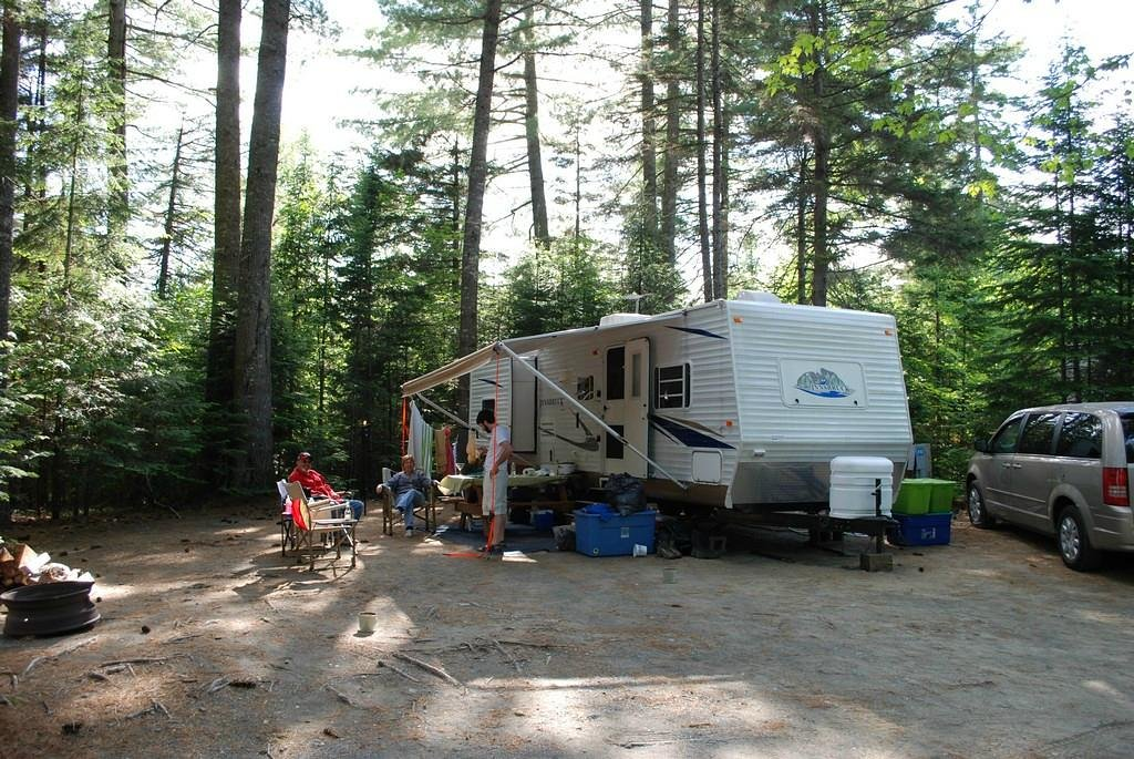 Balsam Woods Campground