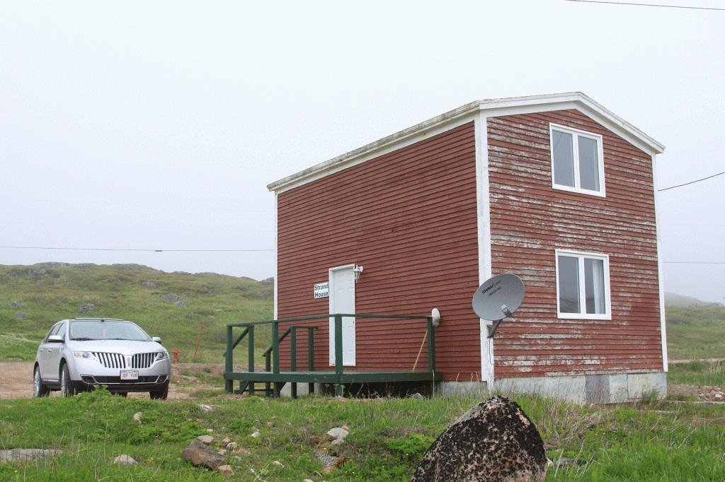 Whaling Station Cabins