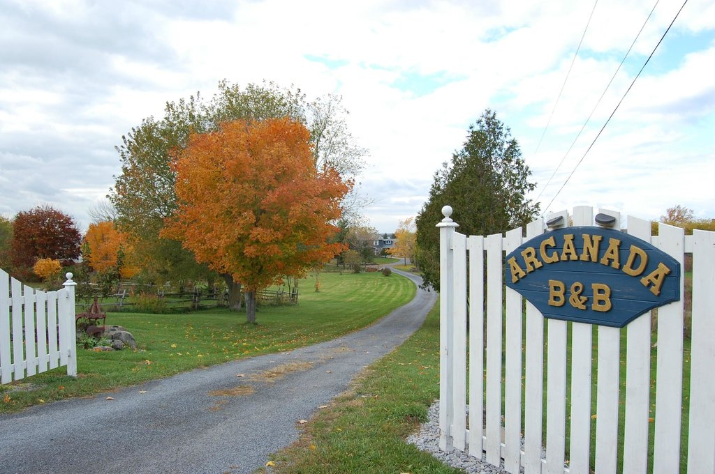 Arcanada Bed & Breakfast