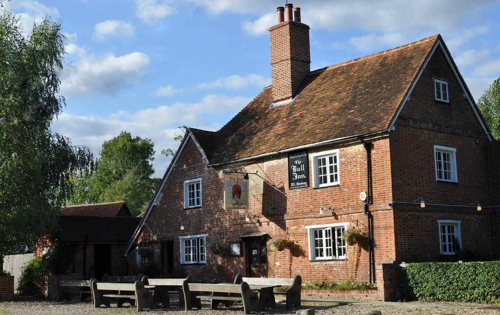 The Bull Inn, Stanford Dingley