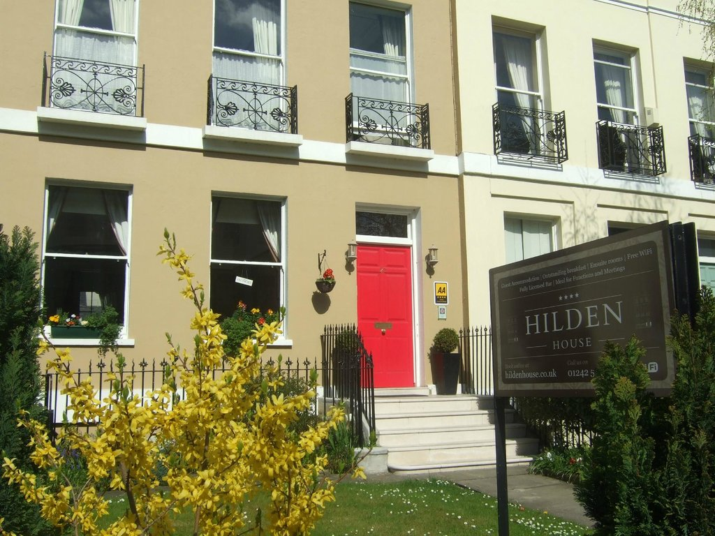 Hilden House