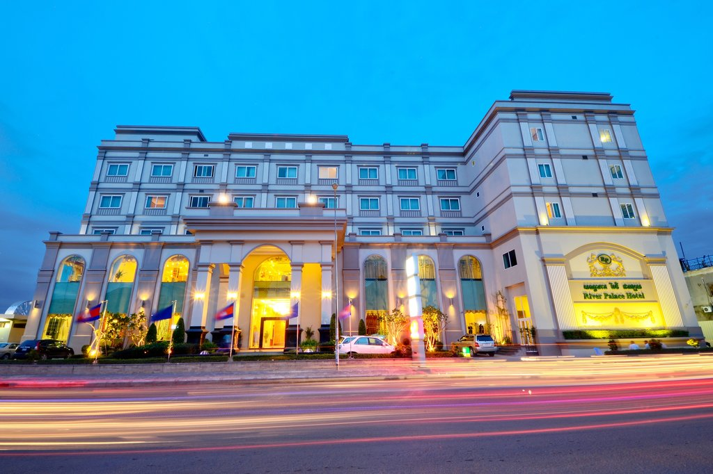 BEST WESTERN River Palace Hotel