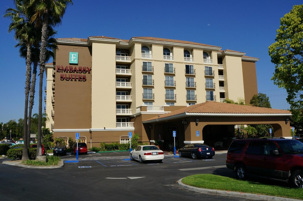 Embassy Suites Hotel Anaheim North