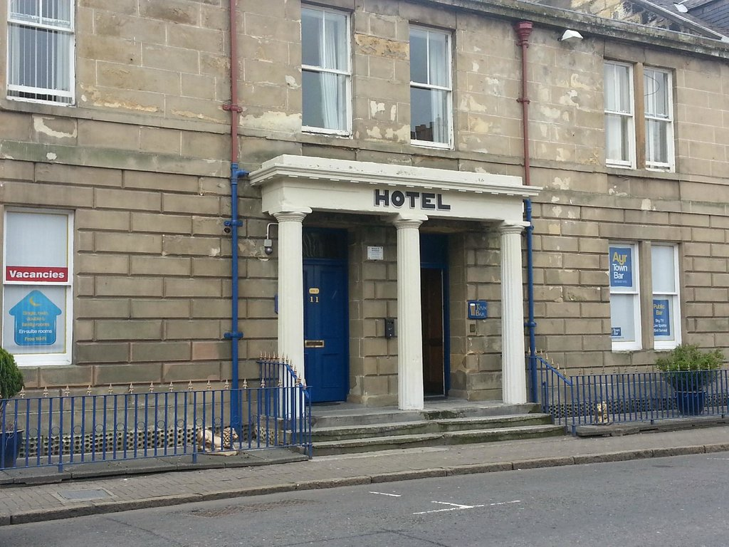 Ayr Town Lodge