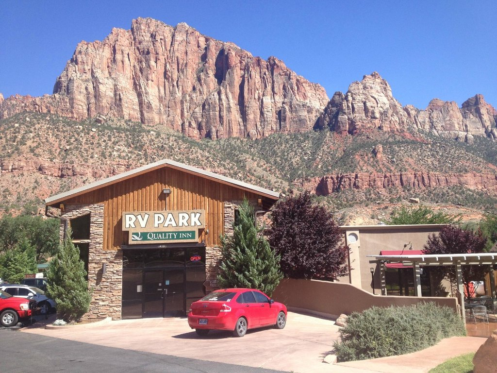 Quality Inn at Zion Park