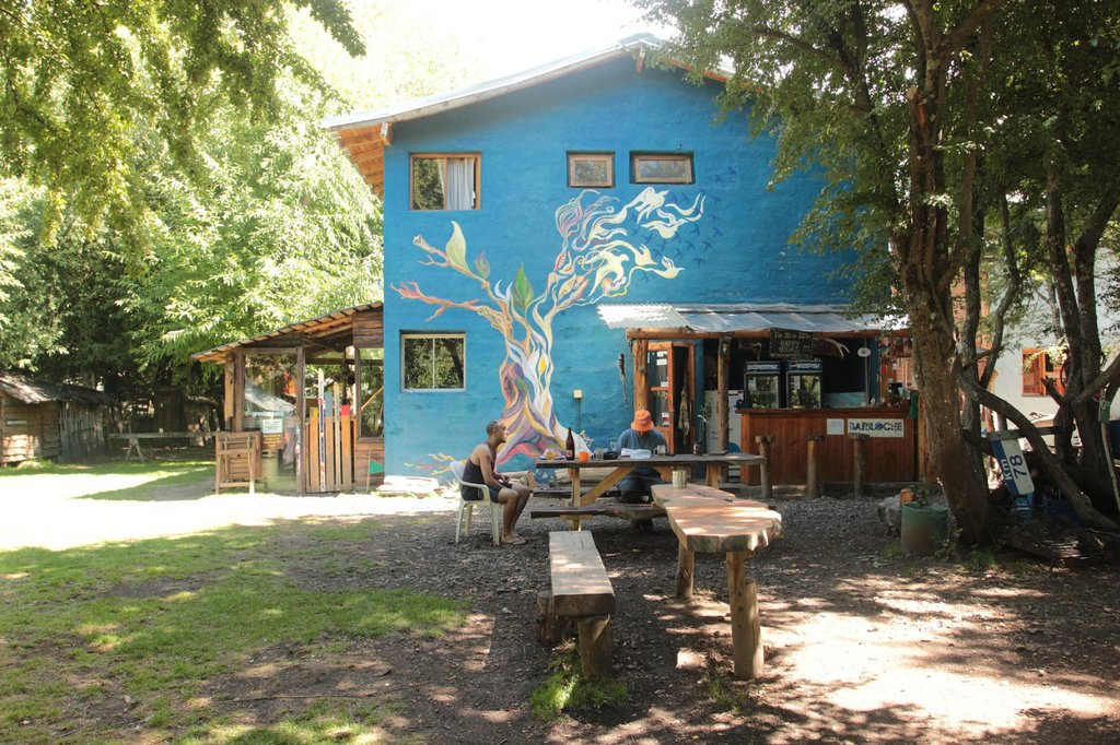 Camping & Hostel Los Coihues