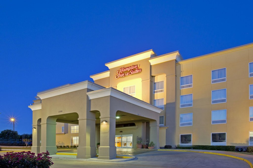 ‪Hampton Inn & Suites Fort Worth-West/I-30‬