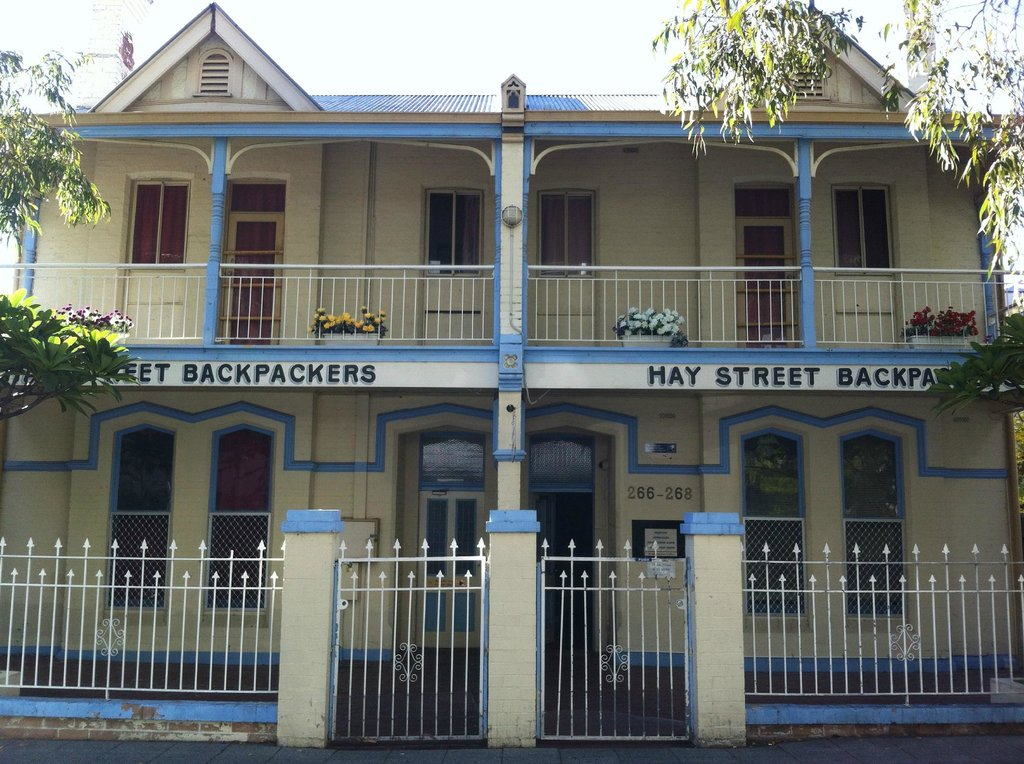 Hay Street Backpackers