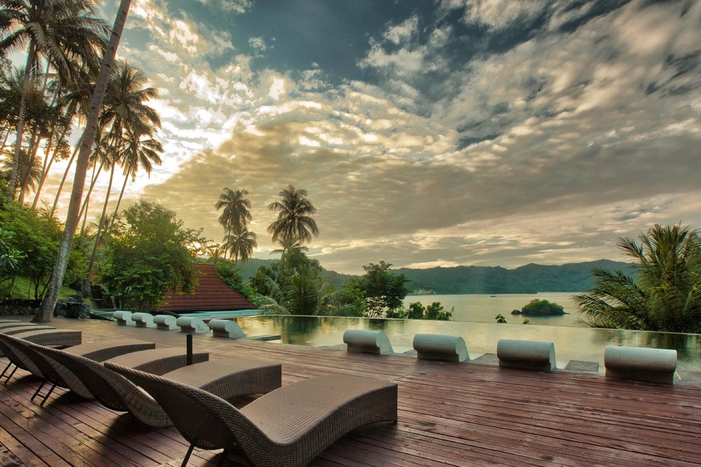 Dabirahe at Lembeh Hills Resort