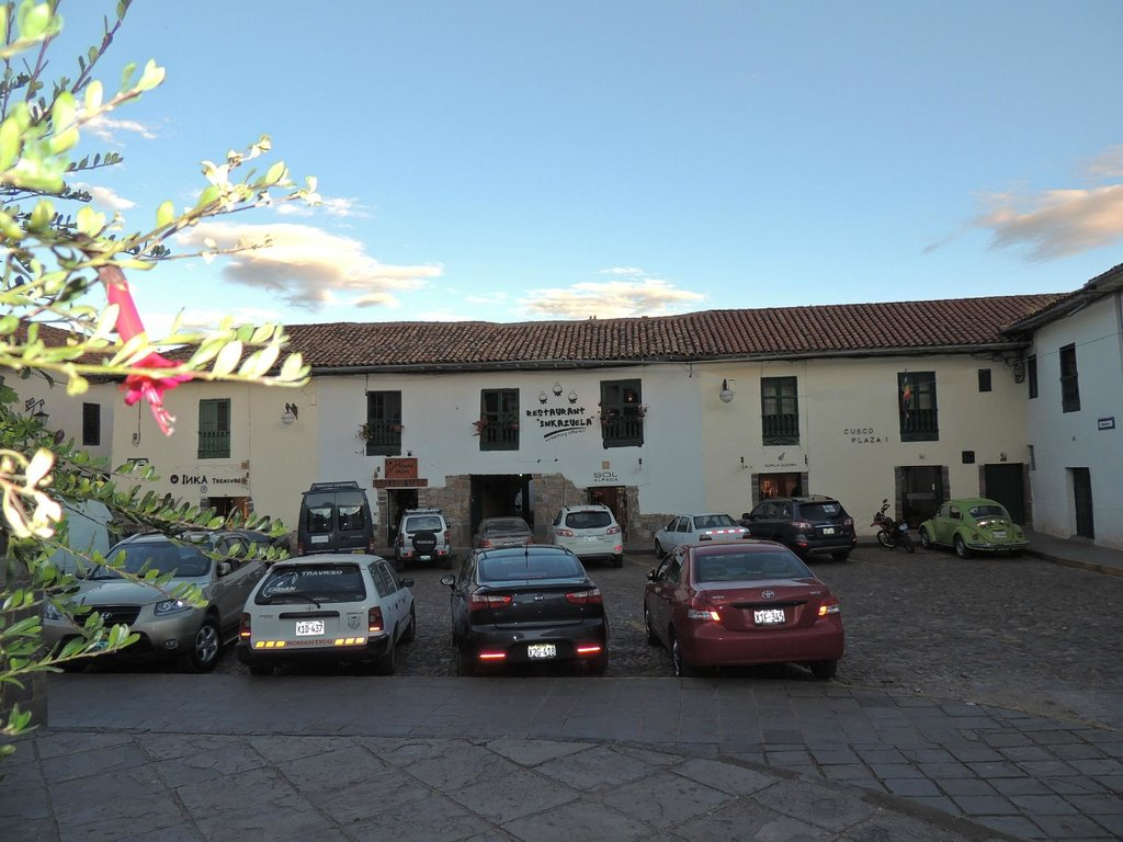 Hostal Cusco Plaza I
