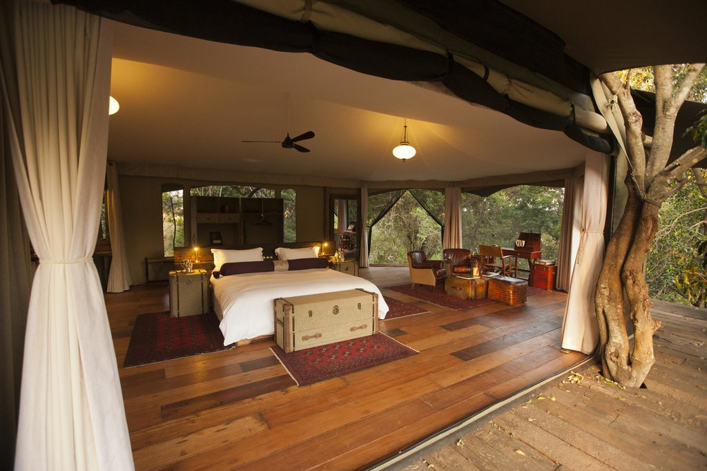 Mara Plains Camp