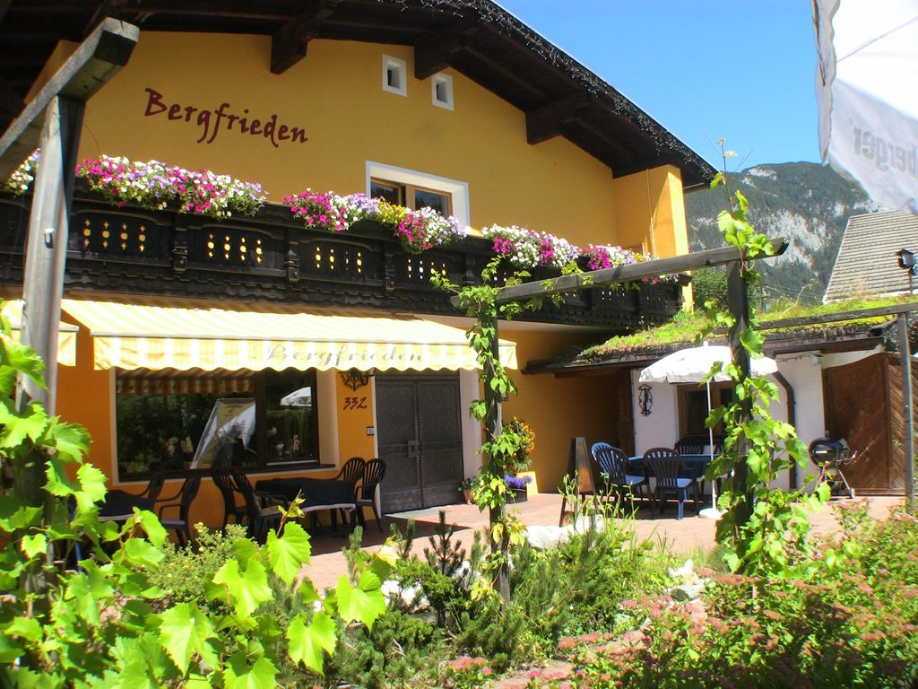 Hotel Pension Bergfrieden
