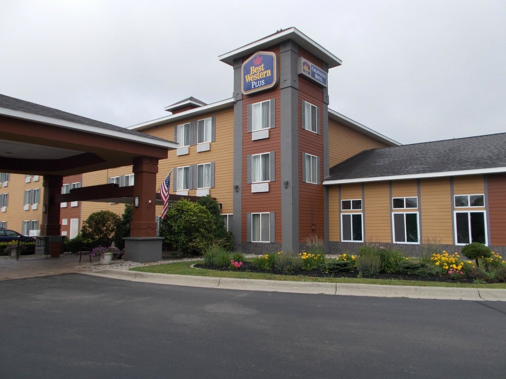 ‪BEST WESTERN PLUS Coldwater Hotel‬