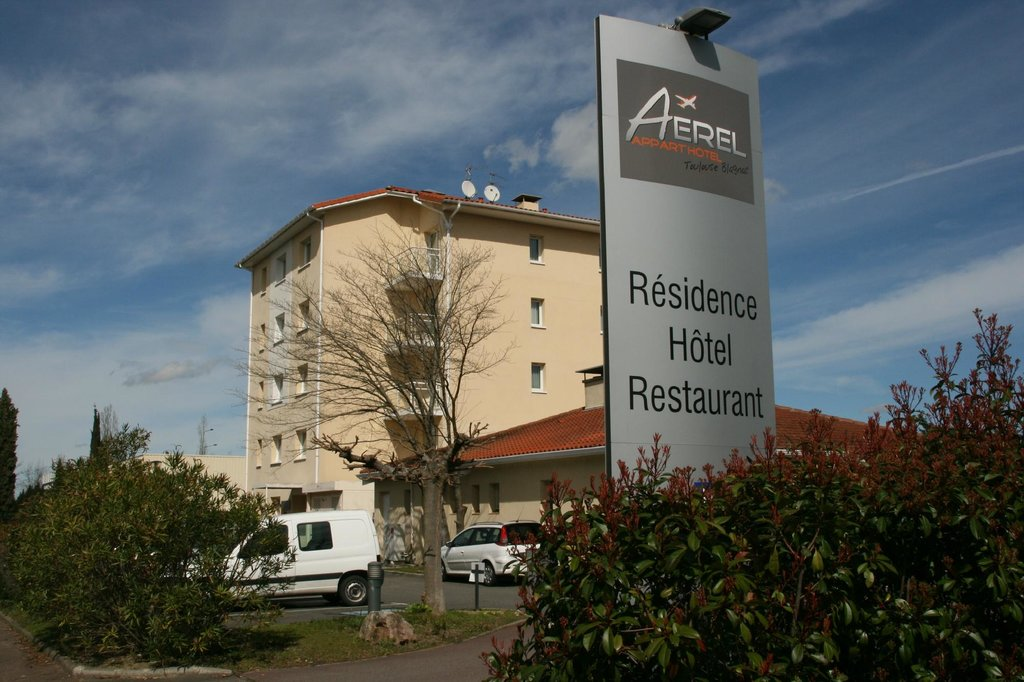Aerel Apparthotel Toulouse Blagnac Aeroport
