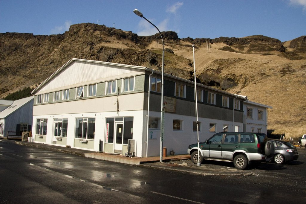 Welcome Hotel in Vik