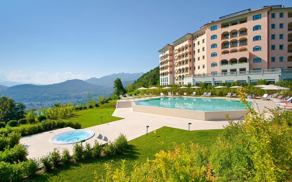 Resort Collina D'oro - Hotel, Residence, Spa & Well-Aging
