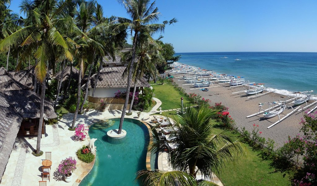‪Palm Garden Amed Beach & Spa Resort Bali‬