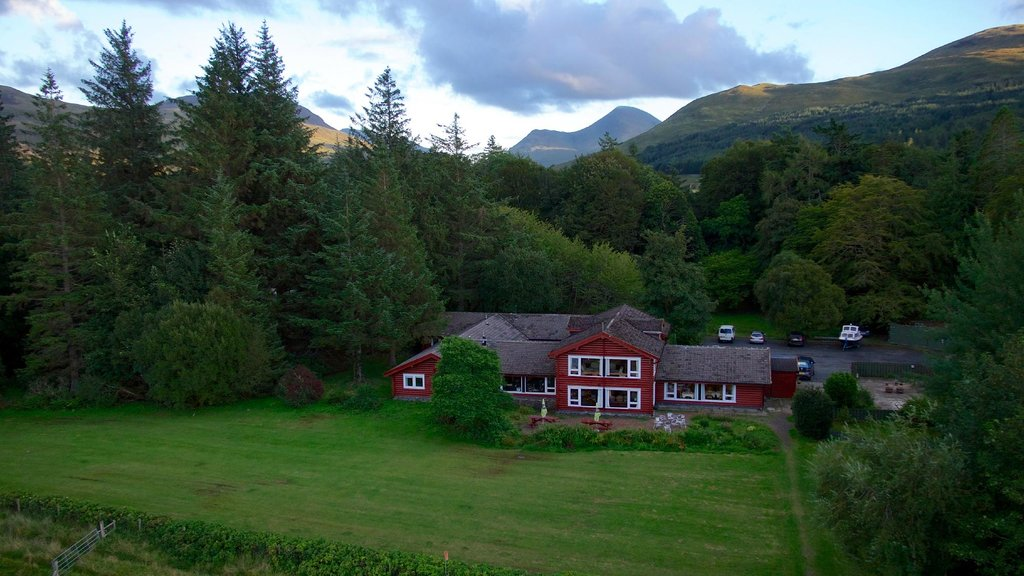 The Glenforsa Hotel Mull