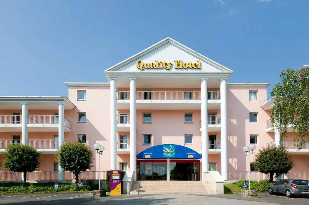 Quality Hotel Golf Rosny Sous Bois