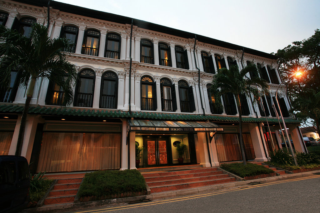 The Duxton Hotel