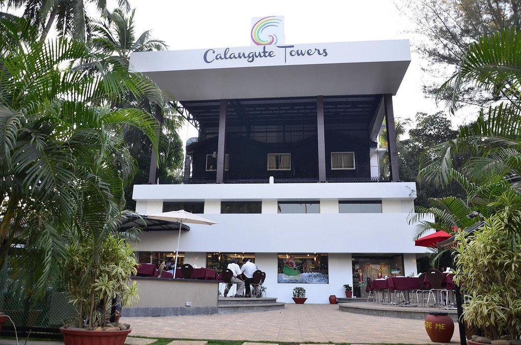 ‪Hotel Calangute Towers‬