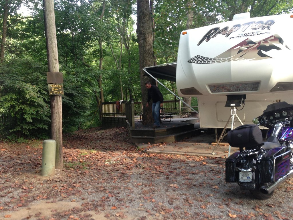 Mountaineer Campground