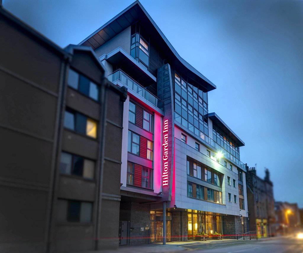 ‪Hilton Garden Inn Aberdeen City Centre‬