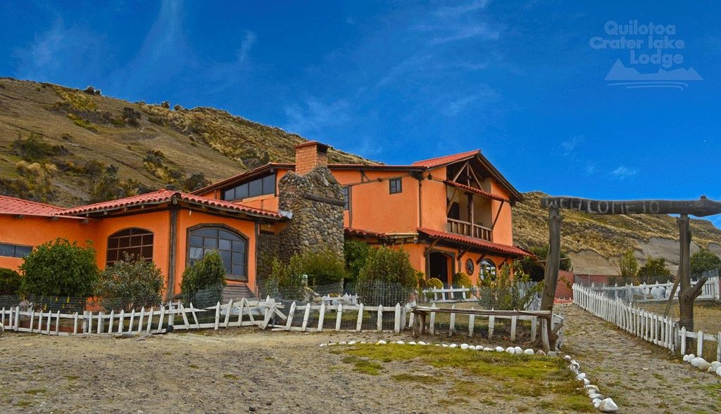 Quilotoa Crater Lake Lodge